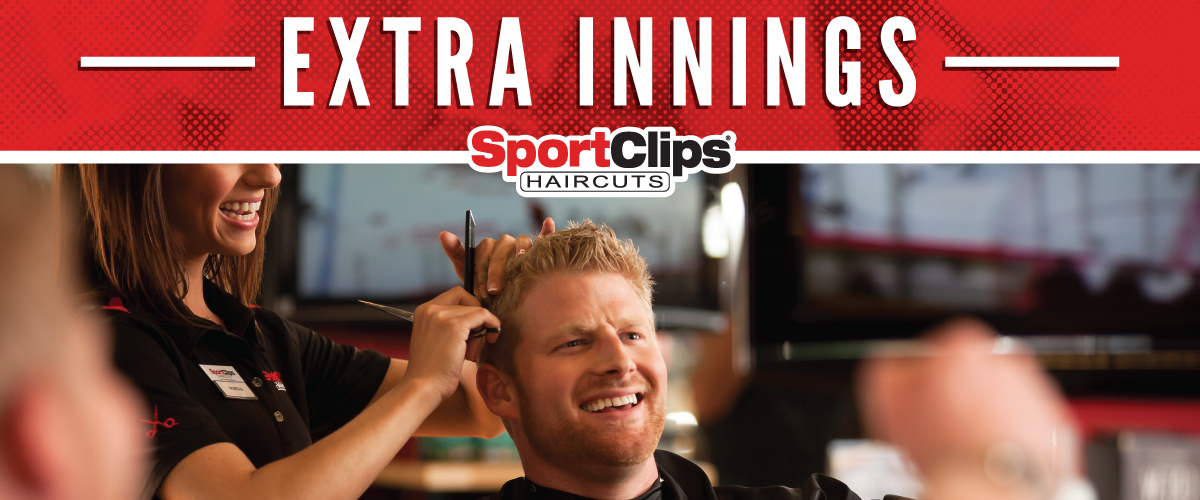 The Sport Clips Haircuts of Temple Extra Innings Offerings